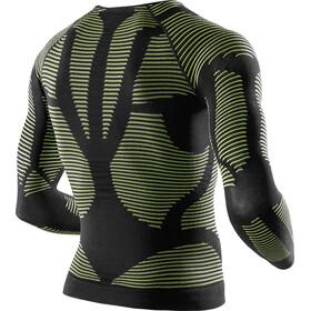 X-Bionic M's Precuperation Shirt LS Black/Yellow